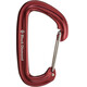 Black Diamond Neutrino Carabiner Red
